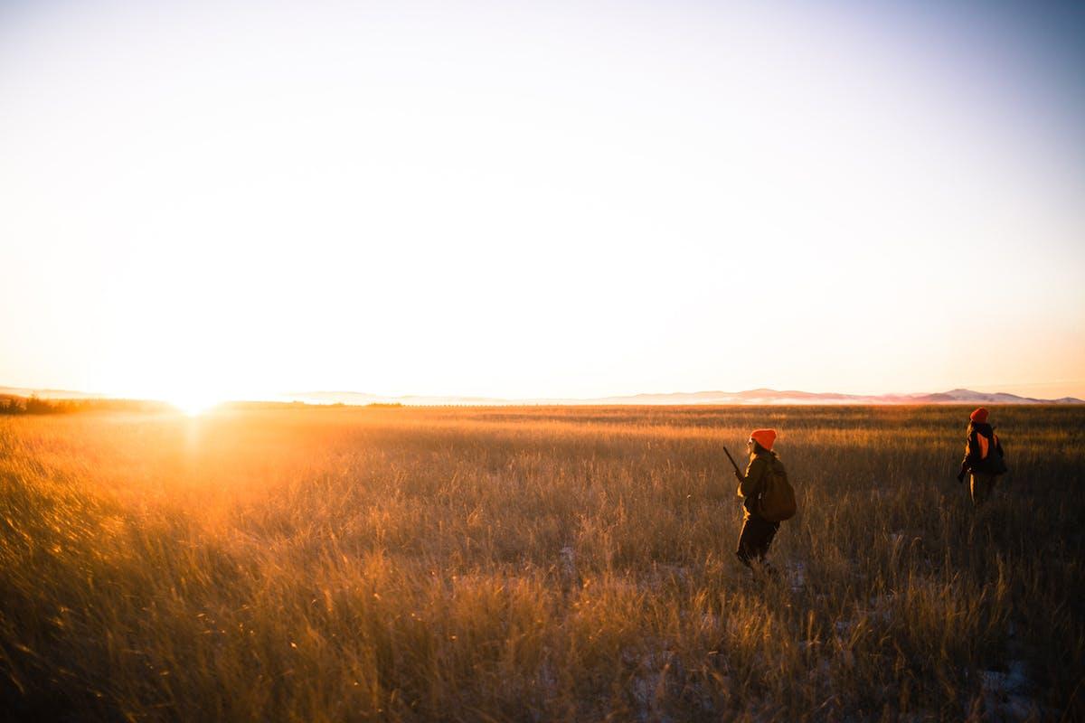 Filson Life - Upland Hunt Hannah Dewey