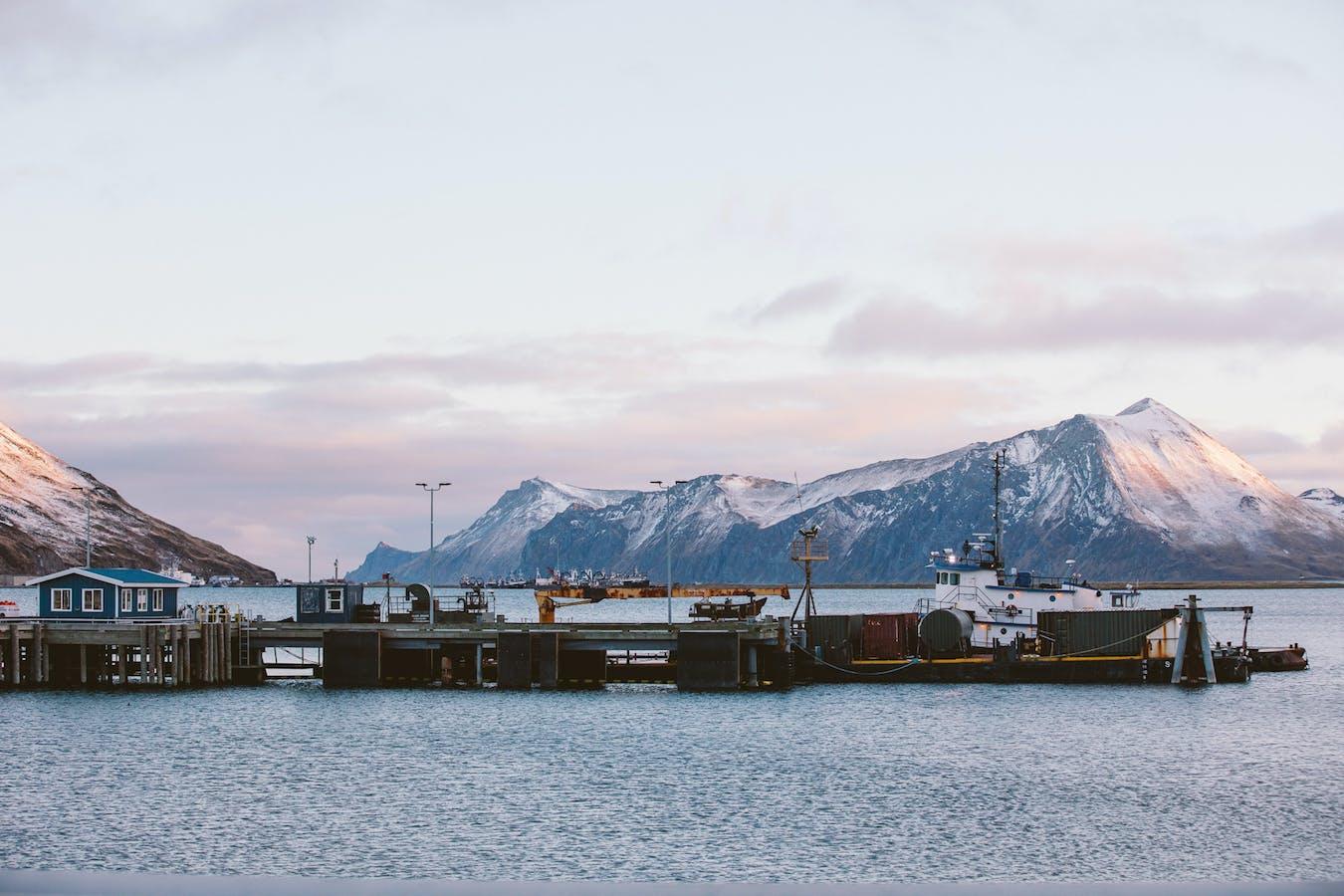 Filson Life - Dutch Harbor