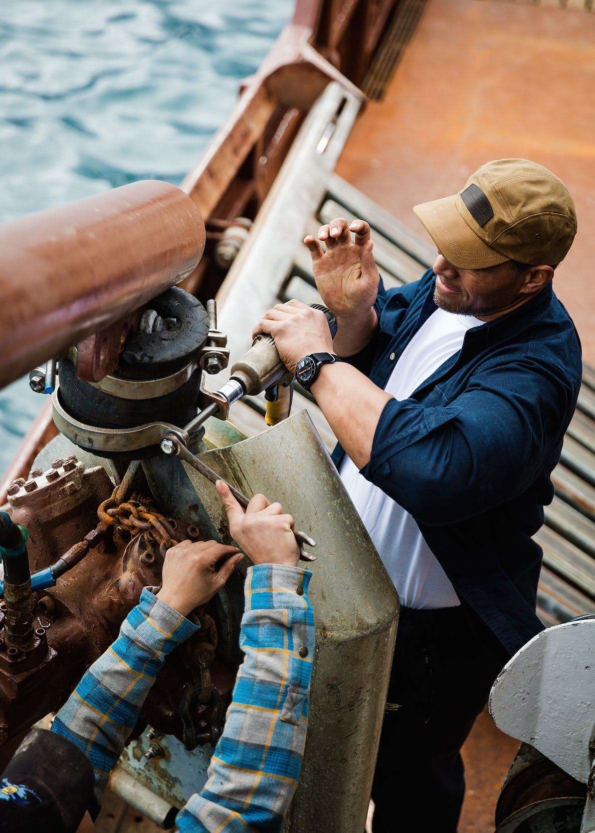 Filson Life - Self-Sufficiency on the High Seas