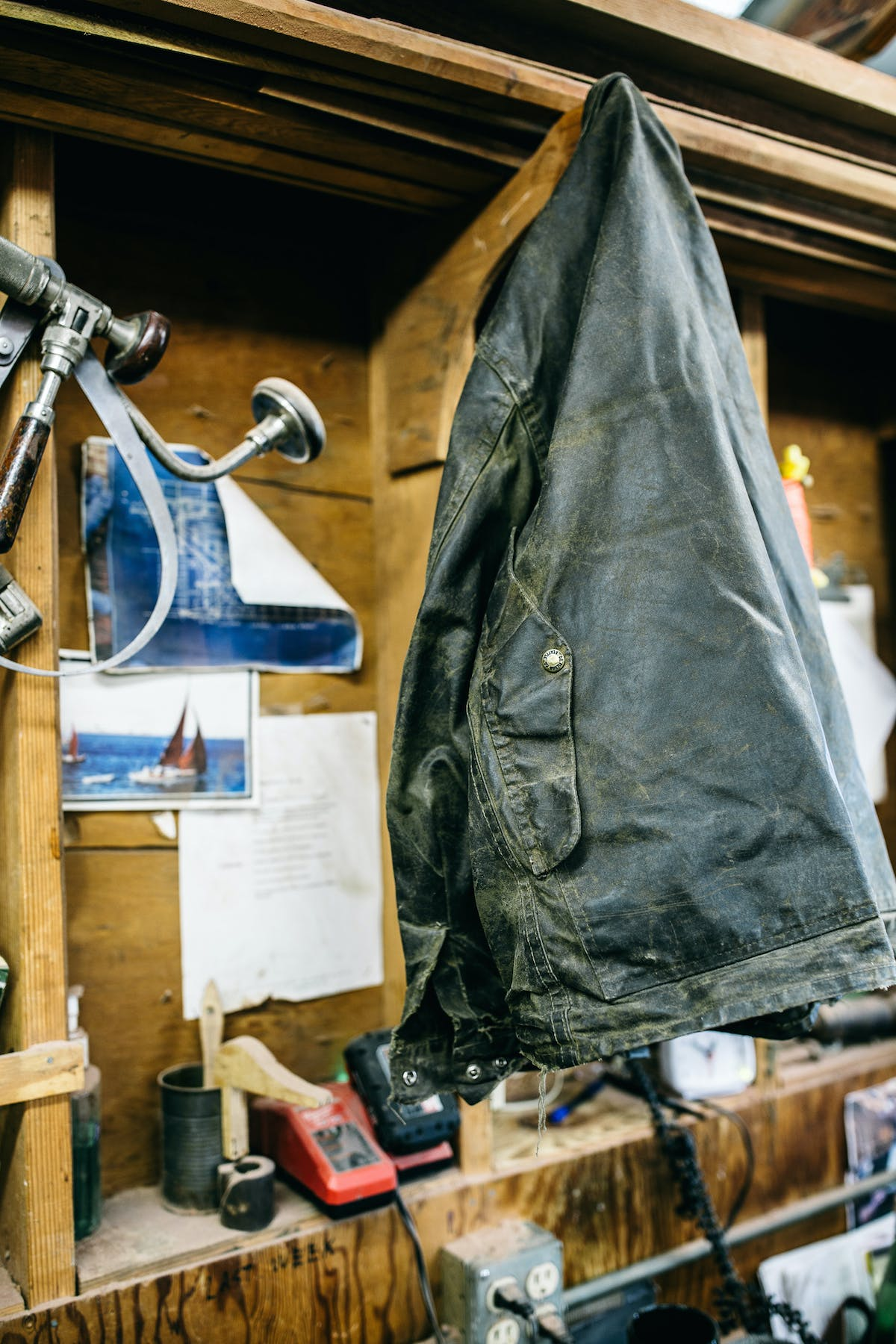 Filson Life - Haven Boatworks