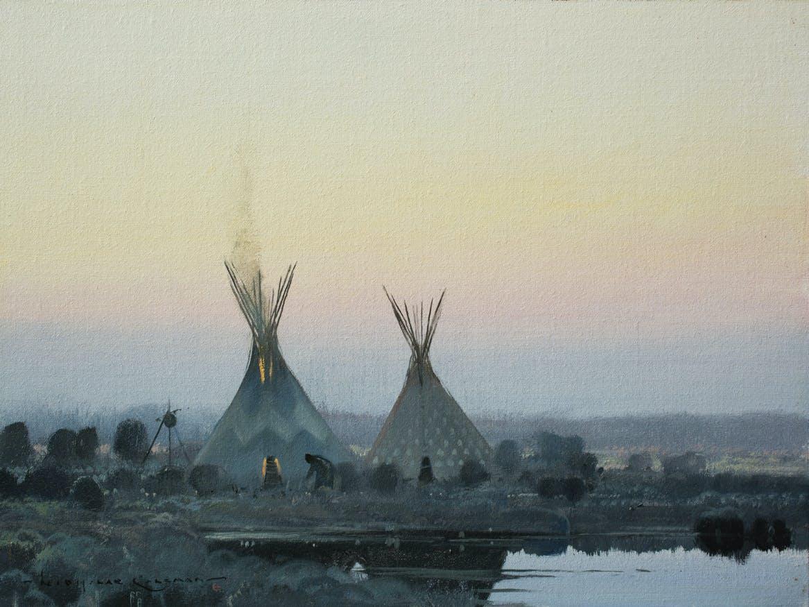 Filson Life - Nicholas Coleman Painter