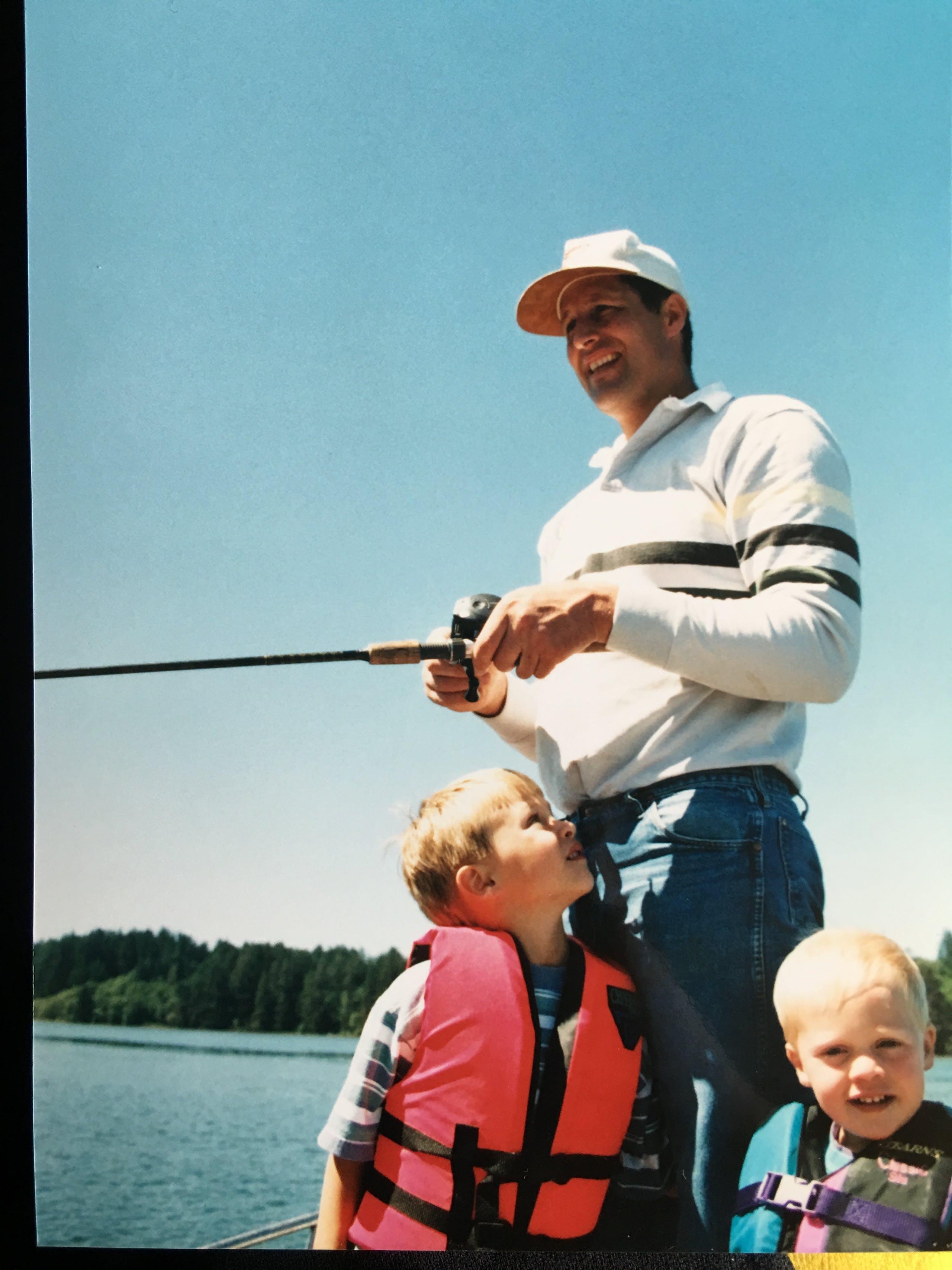 Filson Life - Cody Humphrey, Father's Day