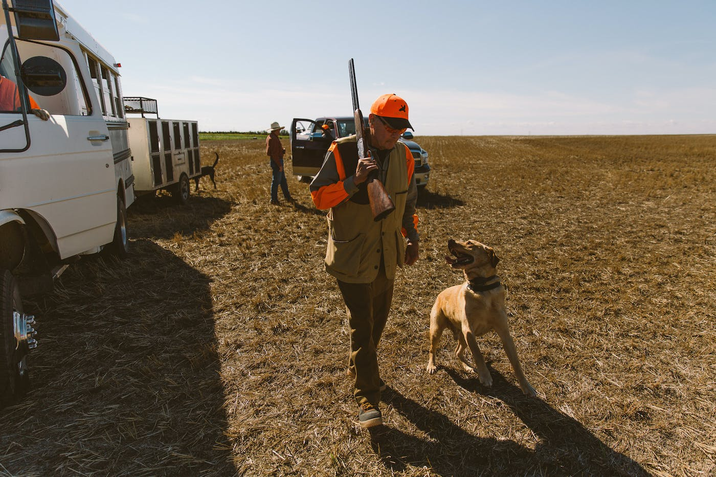 Filson Life - Hunting with Tom Brokaw