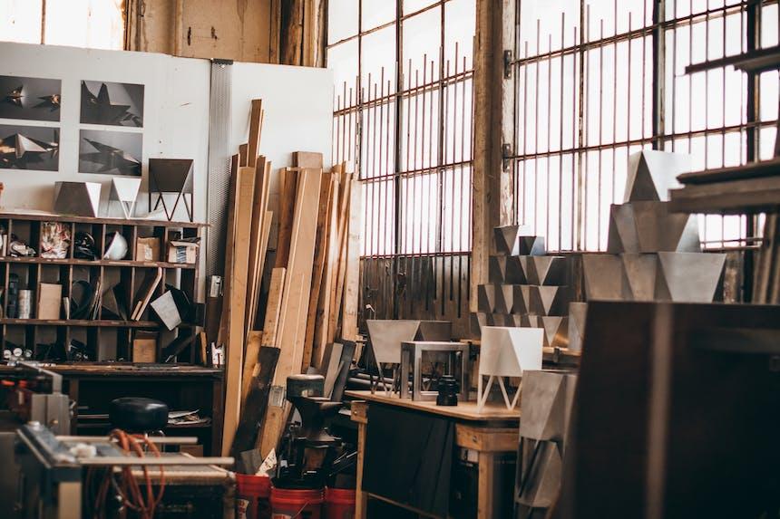 chelsea's workspace