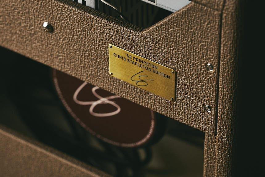 Chris' signature amp